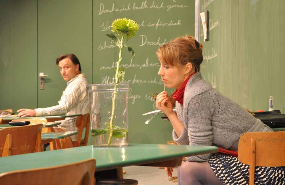 Theaterstück Frau Müller Muss Weg